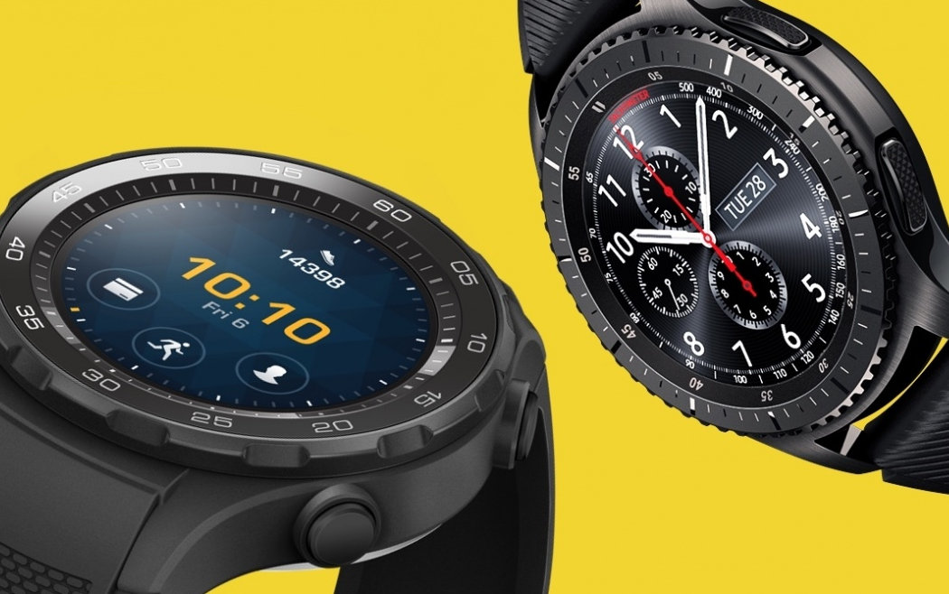 huawei watch 2 vs samsung gear s3