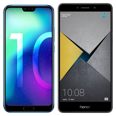 moto g5 plus vs huawei honor 6x